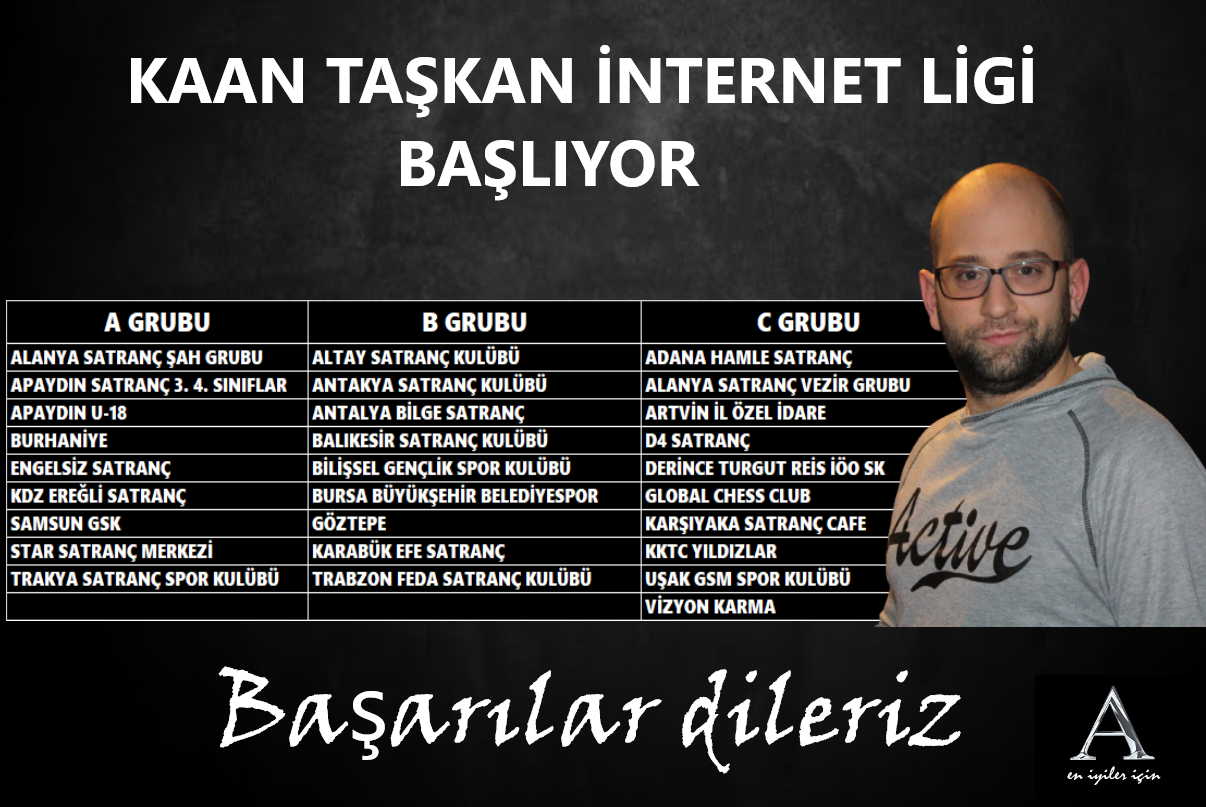Kaan Taşkan Internet League