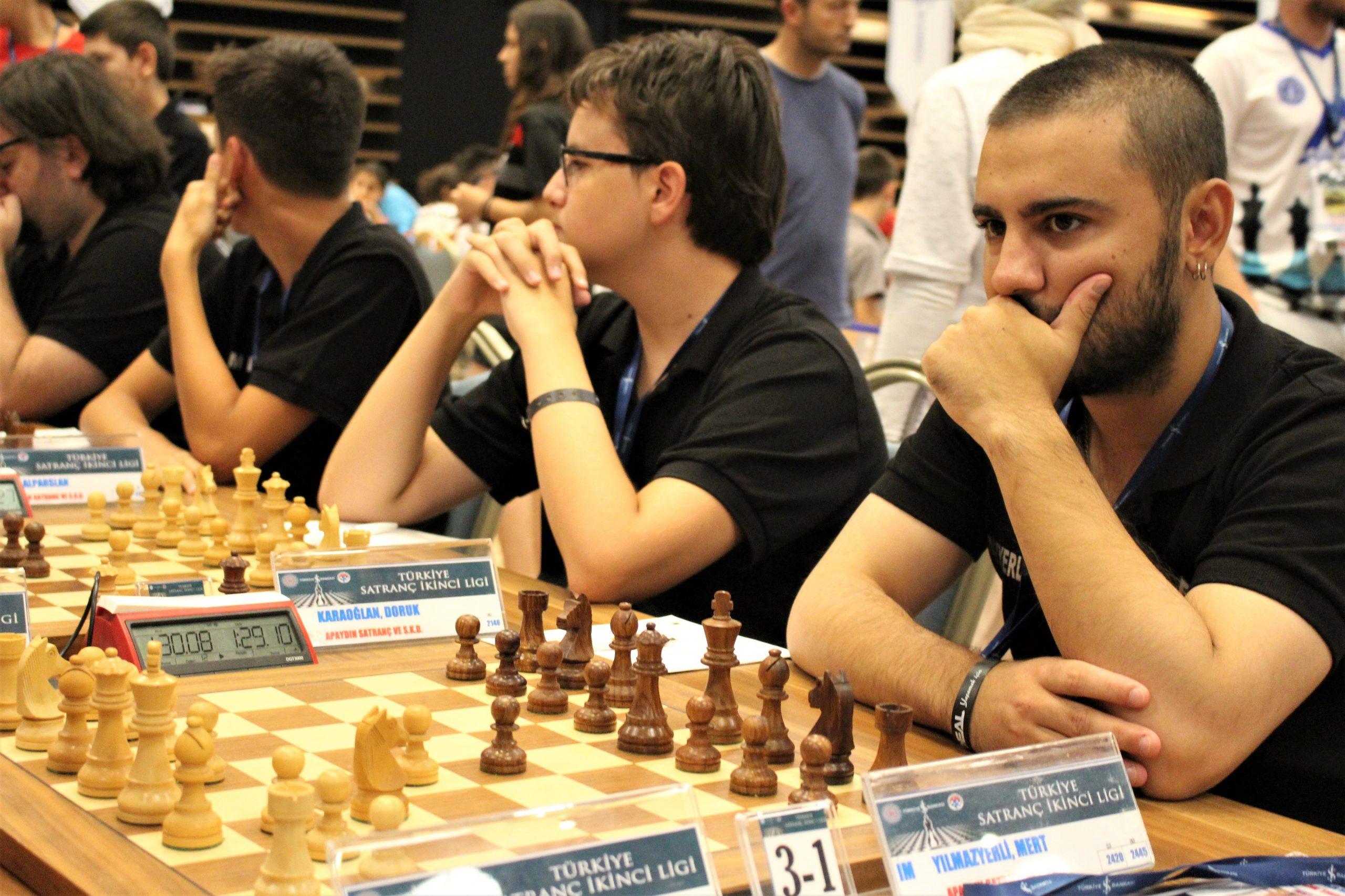 Apaydın Satranç ve Spor Kulübü Avrupa Kulüpler Şampiyonasında